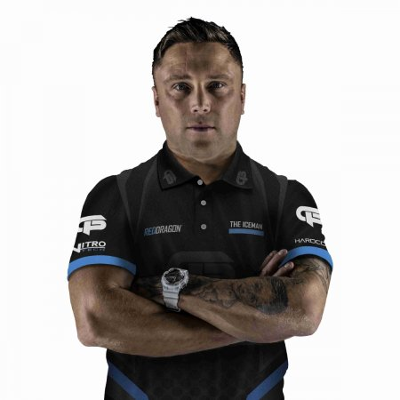 Red Dragon Košile Gerwyn Price Iceman Tour - XXL