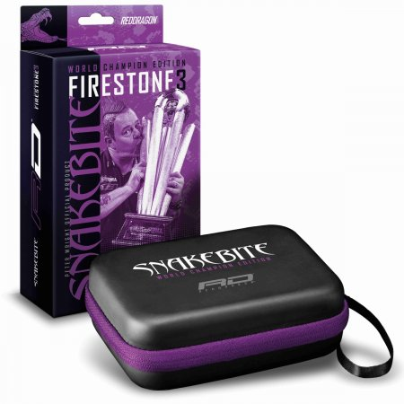 Red Dragon Pouzdro na šipky Snakebite Firestone III