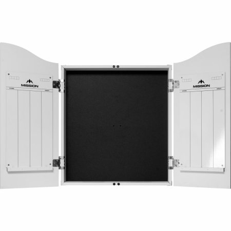 Mission Kabinet Deluxe - Plain White