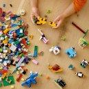 LEGO Classic 11011 - Kostky a zvířátka