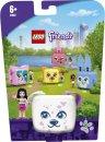 LEGO Friends 41663 - Emma a její dalmatinský boxík