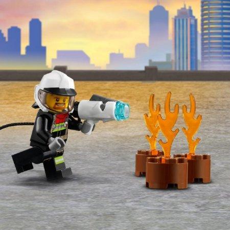 LEGO City 60279 - Speciální hasičské auto
