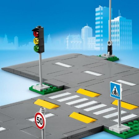 LEGO City 60304 - Křižovatka