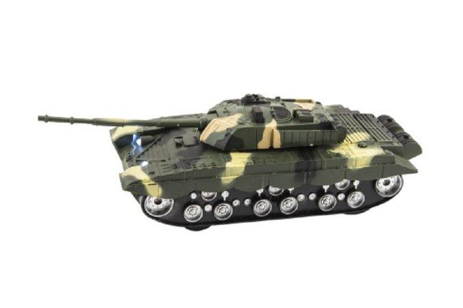 Teddies Tank na setrvačník - 27 cm