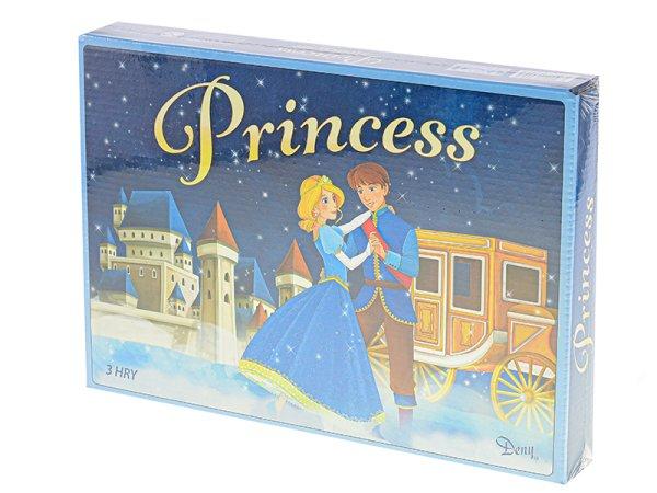Mikro trading Princess - společenská logická hra