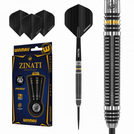 Winmau Šipky Steel Zinati - 24g