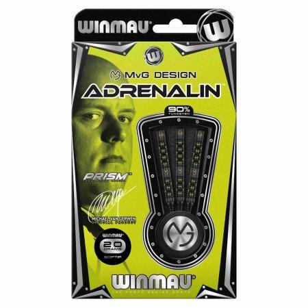 Winmau Šipky Michael van Gerwen - Adrenalin - 20g