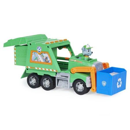 Spin Master Tlapková patrola - recyklační auto - Rocky