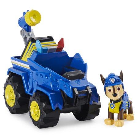 Spin Master Tlapková patrola - Dino tématická vozidla - Chase