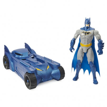 Spin Master Batman - Batmobile s figurkou - 30 cm