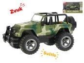 Mikro trading Auto vojenské terénní - 23 cm