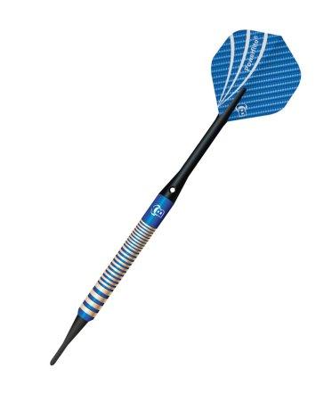 Bull's Šipky Metis - Blue - 18g