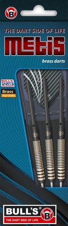 Bull's Šipky Steel Metis - Black - 21g