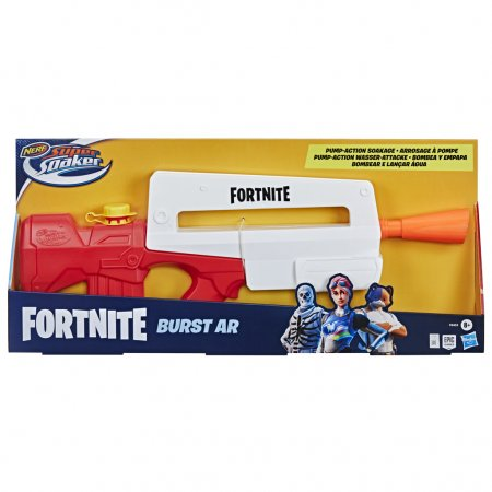 Hasbro Nerf - Supersoaker Fortnite burst AR l