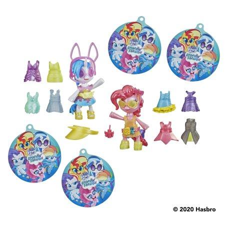 Hasbro My Little Pony - Autobus s poníky z kolekce Módní párty