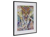 Alltoys CZ Malování pomocí kamímků Diamond - Slon - 40 x 50 cm