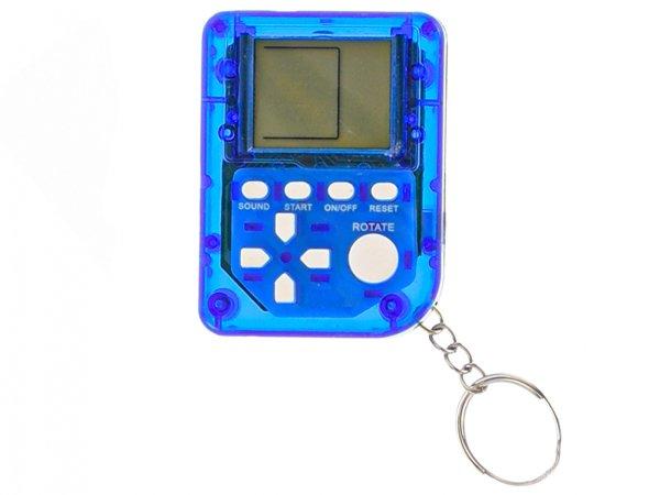 Mikro trading Přívěsek na klíče - Mini Brick game - 6 cm