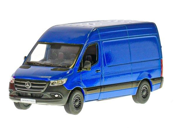 Mikro trading Mercedes-Benz Sprinter na zpětný chod