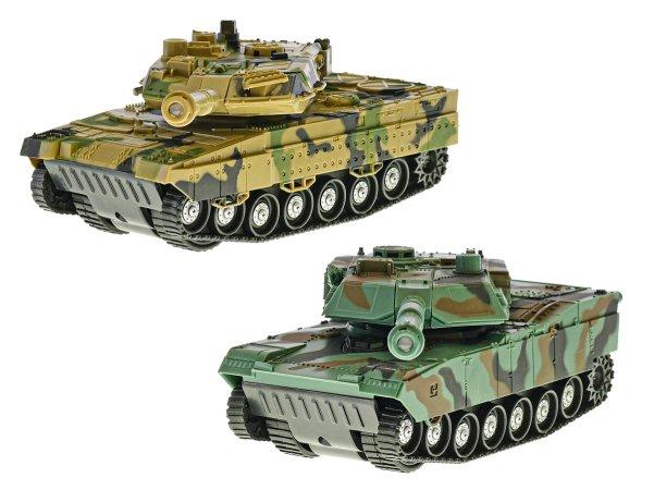 Mikro trading Tank na setrvačník
